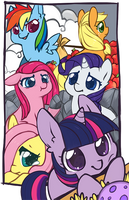 Cutie Mark Chronicles by Mousu