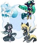 Collab Auction - closed