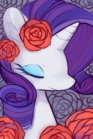 Roses by Mousu