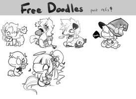 Free doodles I did