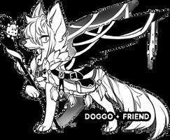 Doggo + Friend CIY Auction - closed