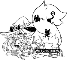 Witch's Brew CiY Auction - closed