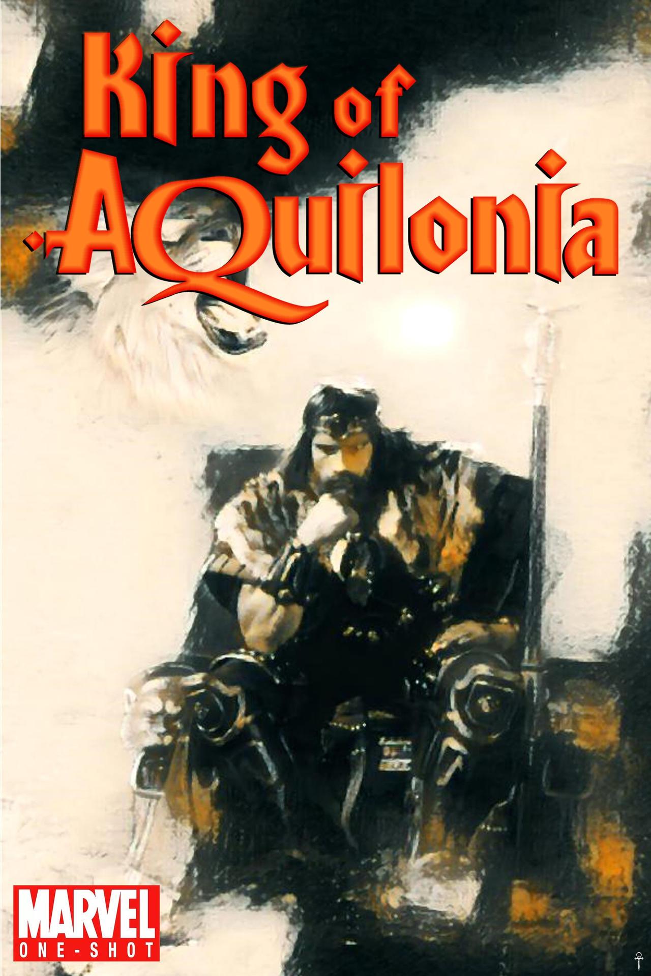 King of Aquilonia (one shot)