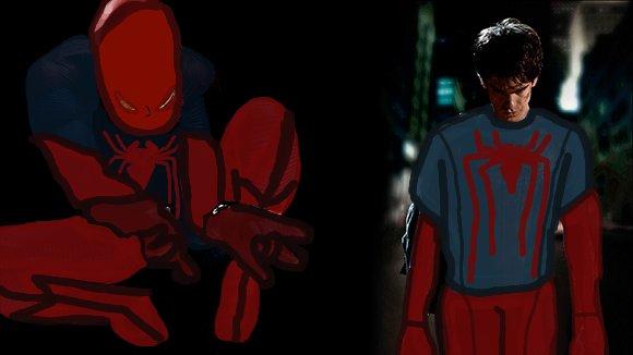 Scarlet Spider by deviant1290