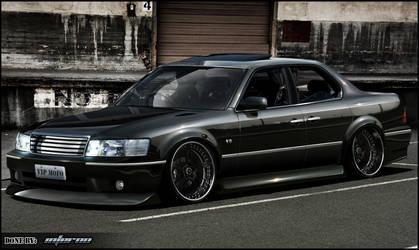 lexus ls400 vip style