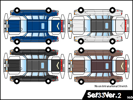 Set 33 - Nixon Intranational 2 by Honda-Geek
