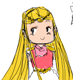 Zelda-hime by mao-pyon