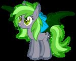 Minty Nights (Bat pony Minty Root)
