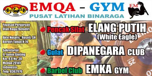 EMQA Gym Banner