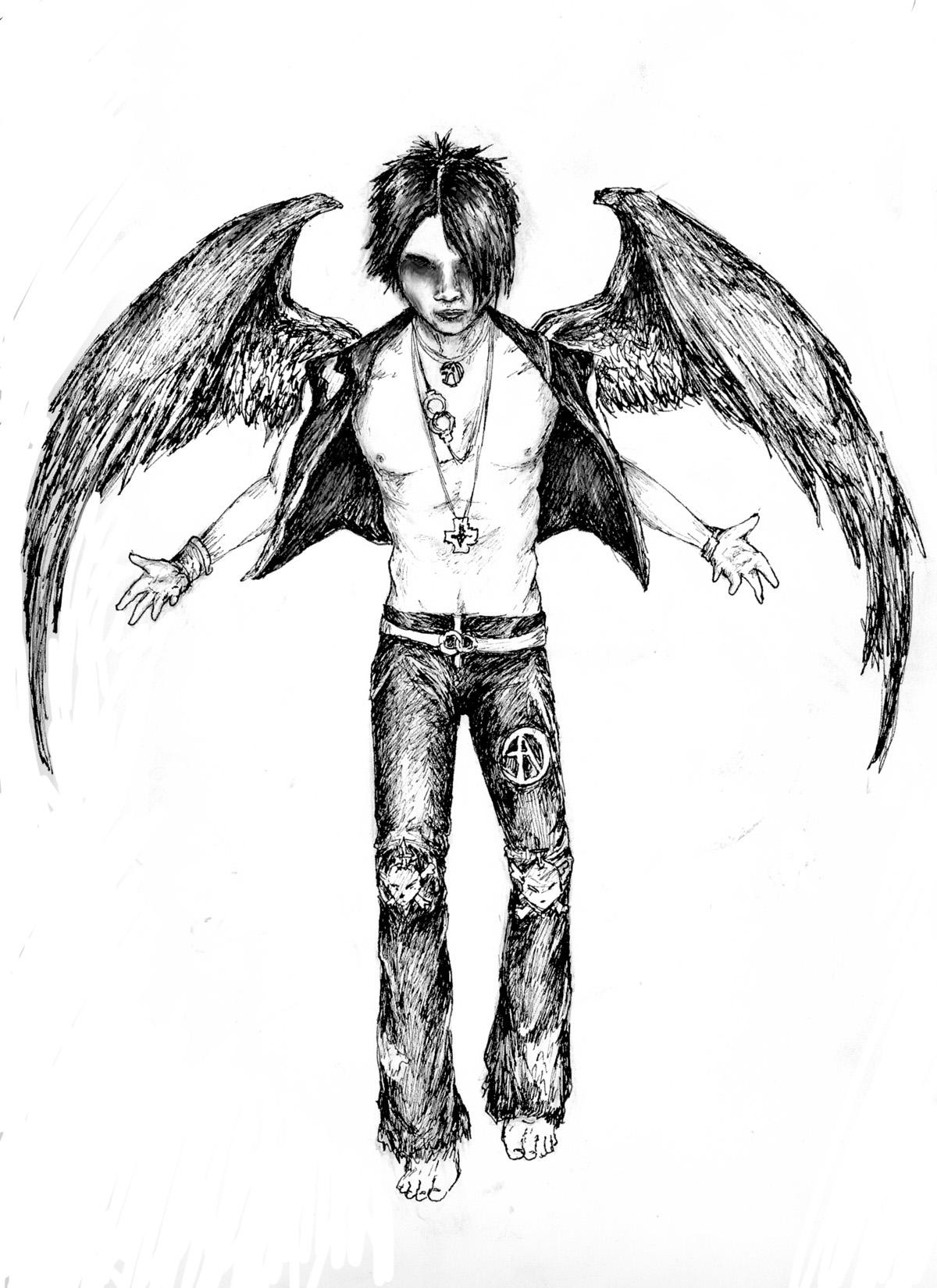 Criss angel dark angel by soadfreak on deviantart criss angel dark angel by soadfreak biocorpaavc