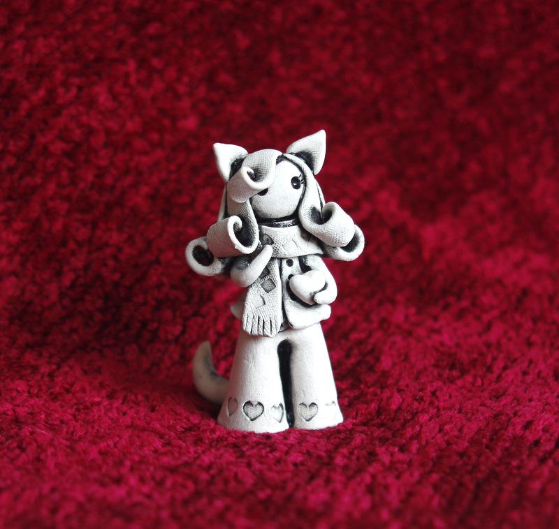 Little Catgirl - Neko by vavaleff