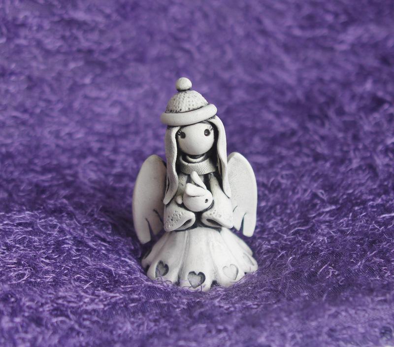 Little Winter Angel - 2 by vavaleff