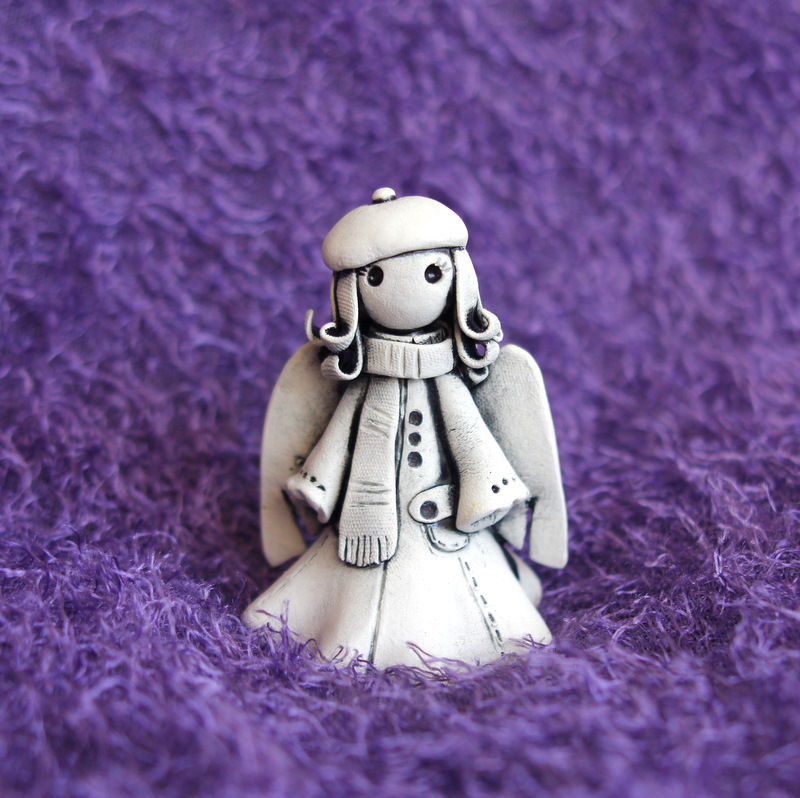 Little Winter Angel - 3 by vavaleff