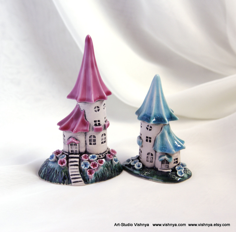 Houses of tiny fairies - 38 by vavaleff