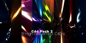 Lian C4d-Pack2 - 31 Effect C4d