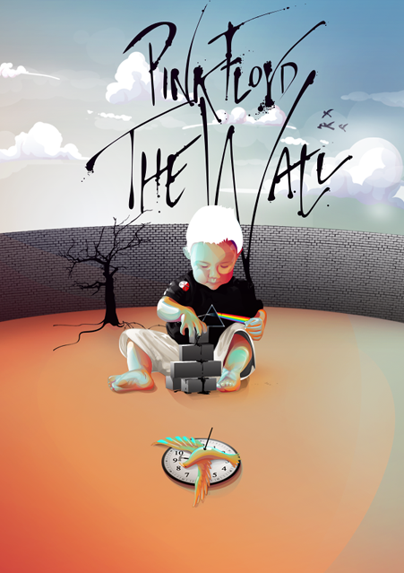 Pink Floyd The Wall by Lianman