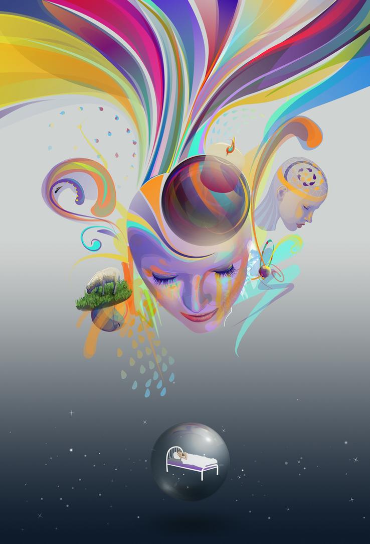 dreams vs reality by Lianman