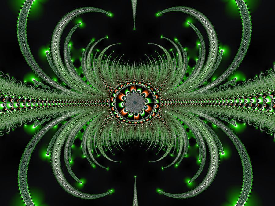 Green Infinity by maya49m