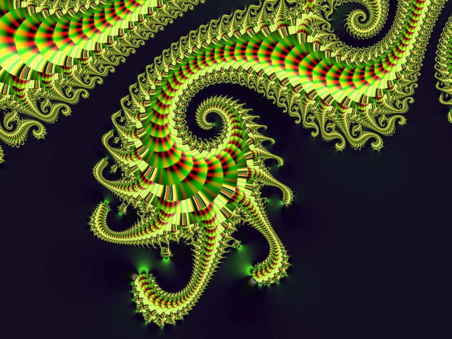 Light Spiral by maya49m