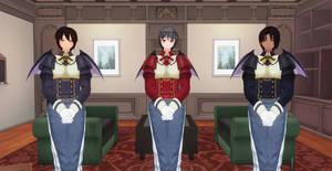 Com3d2 Vampire Butlers