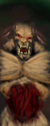 civer demon tribute by Reienkyo22