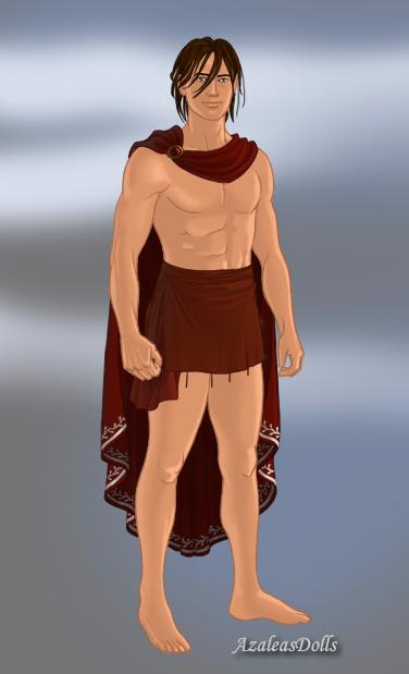 Dionysus by SerenDippityDooDah