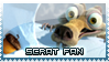 Scrat Stamp by MajinPat