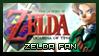Zelda Stamp by MajinPat