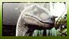 Velociraptor Stamp by MajinPat