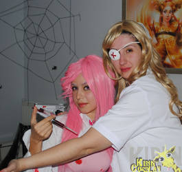Euphemia and Elle Driver