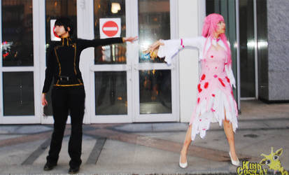 Lelouch and Euphemia