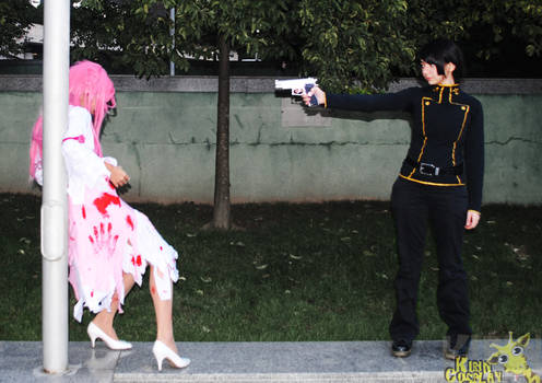 Lelouch and Euphemia II
