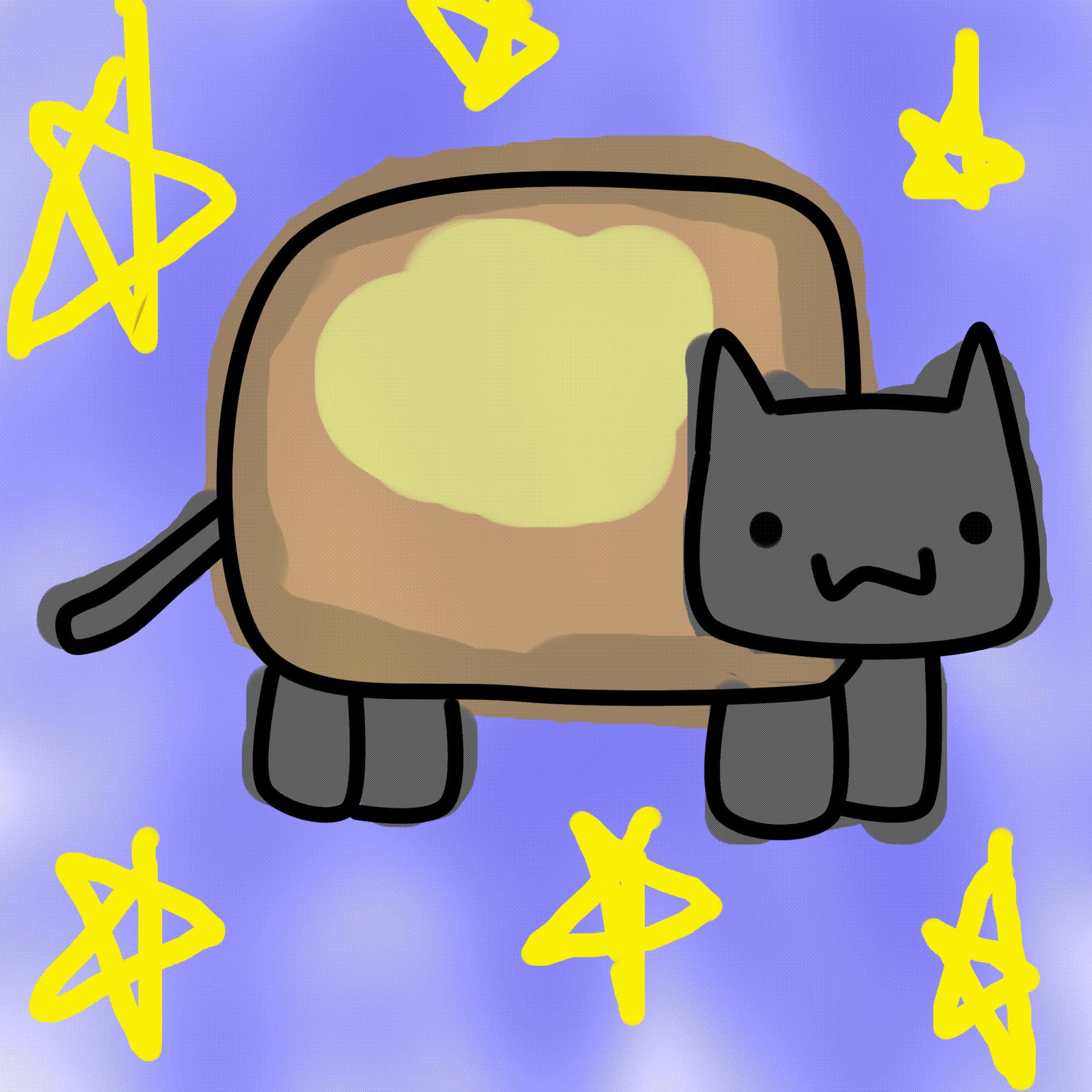 Nyan Cat Wallpaper Animated Wwwimagessurecom