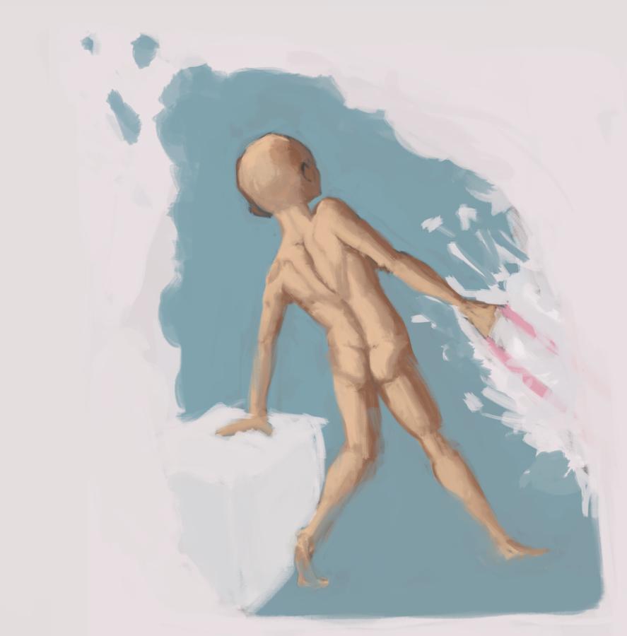 Skin Practice by CharlieSteer