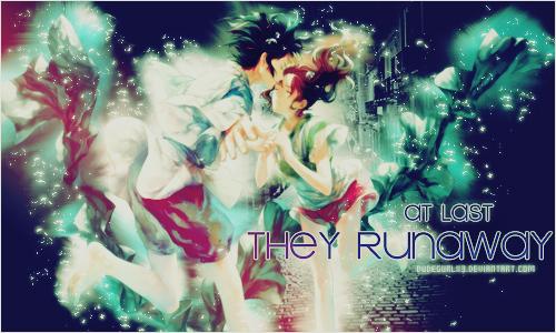Runaway by DudeGurlx3