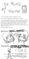 DA Music Meme - maeoneechan v1