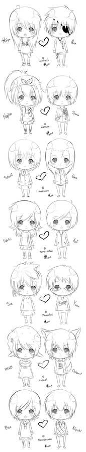 Chibi - SnST pairs MOE
