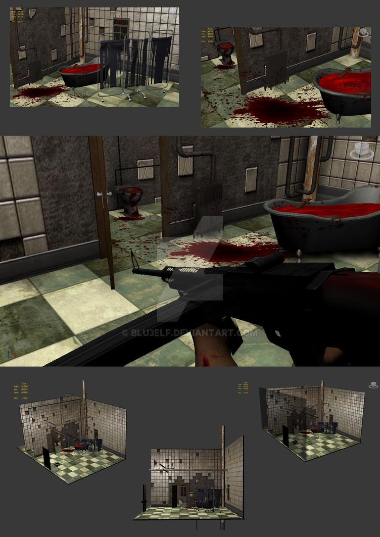 Murderer by blu3Elf