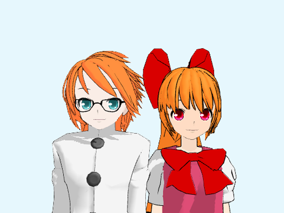 Ppgd Blossom And Dexter MMD PPGD - Dexter X Bl...