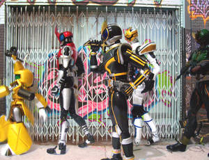 Metabee and the Gang