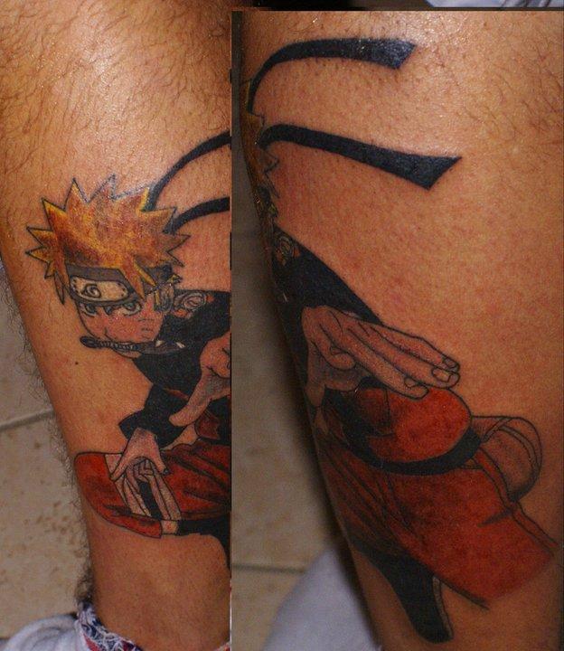 Cursed Seal Sasuke Tattoo Youtube