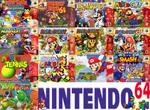Mario's Nintendo 64 Games