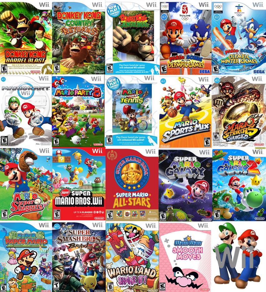 Mario Pack