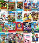 Mario's Wii Games