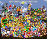 One big Mario Party