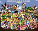 One big Mario Party