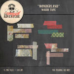 Wonderland Washi Tape