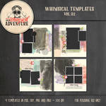 Whimsical Templates Vol.01