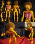Gouacheman Puppet