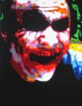 The Clown by Gouacheman